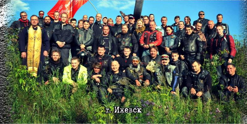 Пятый мотопробег «Волна Памяти» проедет через Ижевск