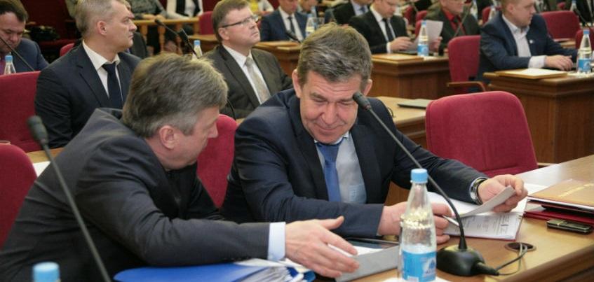 Замечания к генплану Ижевска и созыв сессии Гордумы
