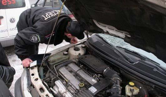 Около 10 жителей Удмуртии купили авто с «перебитыми» номерами