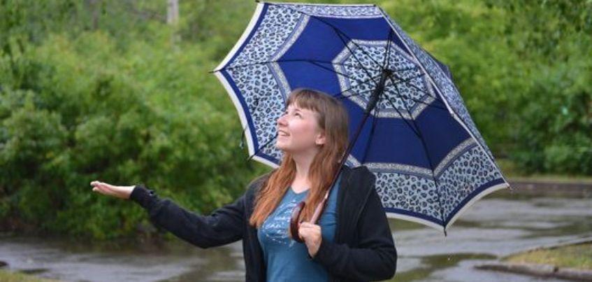 Погода в Ижевске: в понедельник ожидаются дожди и грозы