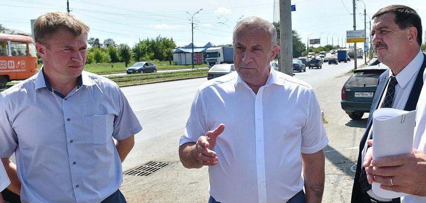 Дорогу на улице Шевченко в Ижевске отремонтировали после реакции властей