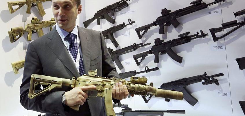 На французскую компанию, которая выпускает копии АК-47, подал в суд концерн «Калашников»
