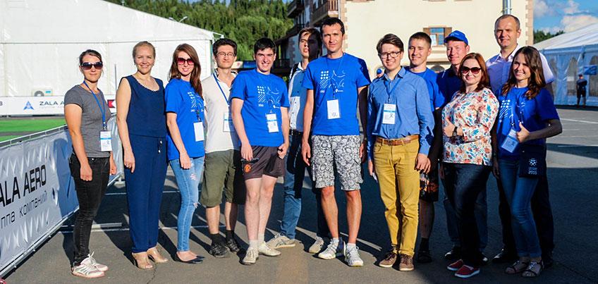 Команда «Ростелекома» приняла участие в форуме «Инженеры будущего 2016»