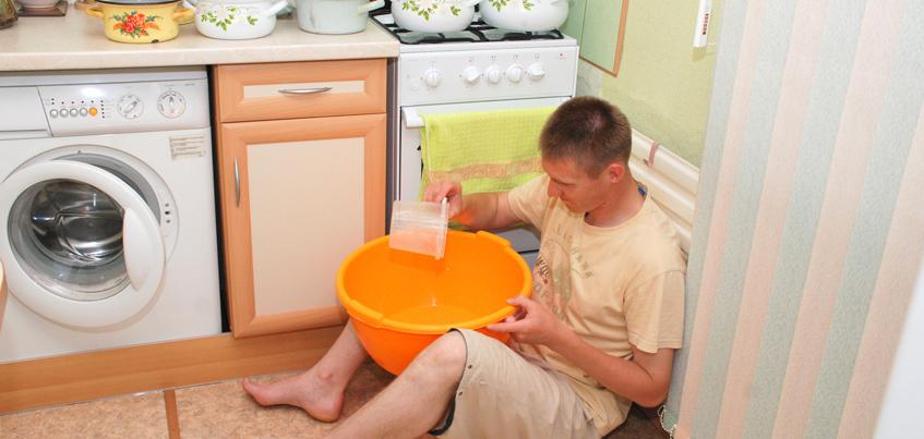 В Ижевске до 3 августа больше 200 домов останутся без горячей воды