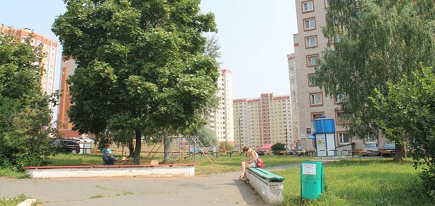 В Ижевске появятся четыре новых современных сквера