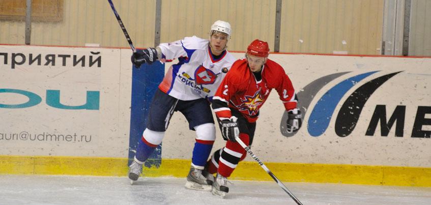 Первый матч хоккеистов «Ижстали» состоится 12 сентября в Саратове