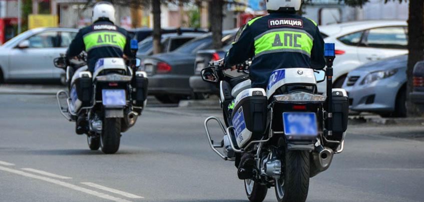 В ГИБДД Удмуртии появится подразделение, которое будет ездить на мотоциклах