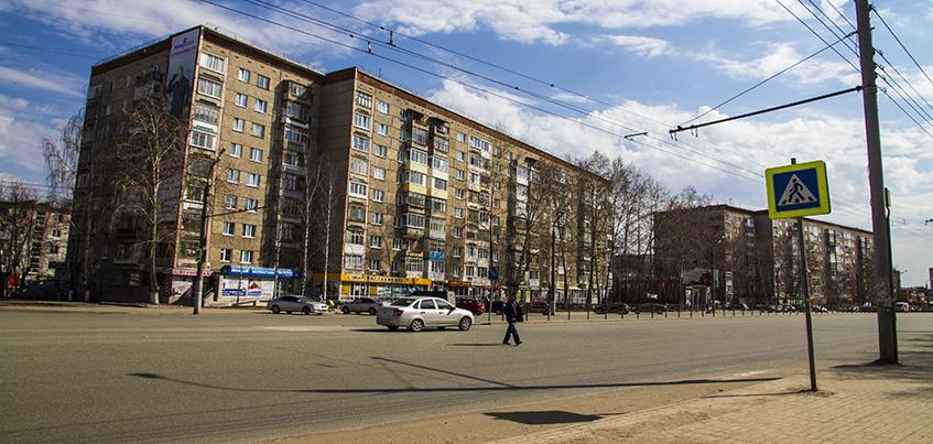 В Ижевске временно перекроют участок улицы Молодежной