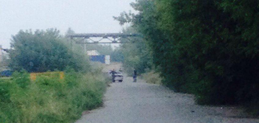 Пьяный водитель сбил велосипедиста на ул. Леваневского в Ижевске
