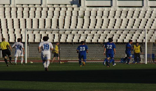 Ижевские футболисты победили команду «Сызрань-2003»