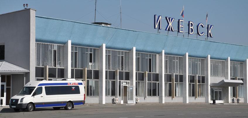 В ижевском аэропорту открылась организованная парковка