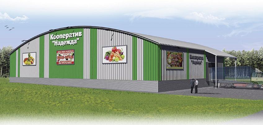 Сбербанк профинансировал строительство современного овощехранилища в Удмуртии