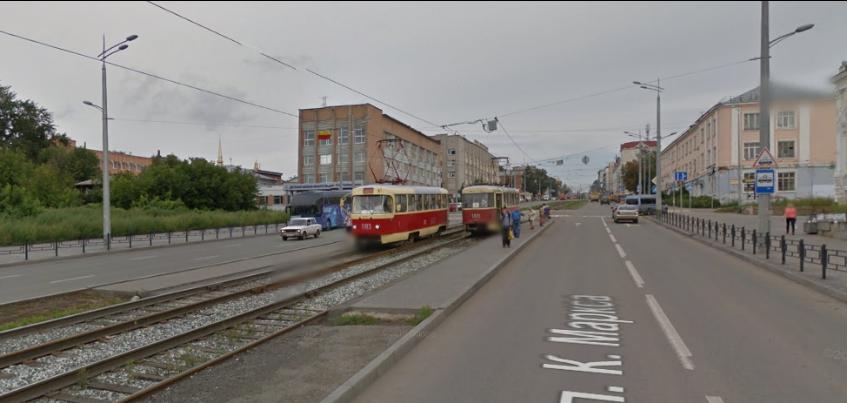 В Ижевске появится трамвайная остановка «Центральная мечеть»