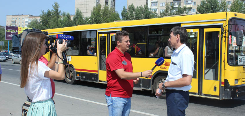 Ижевчанам расскажут о результатах автопробега «Москва–Омск»