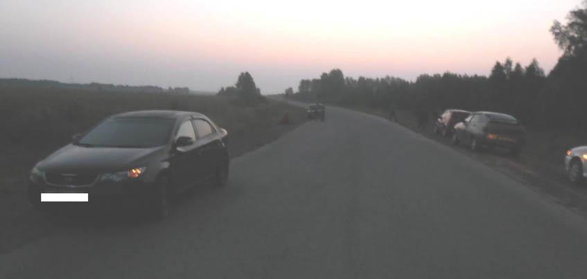 В ДТП в Удмуртии пассажир выпал из автомобиля и скончался на месте