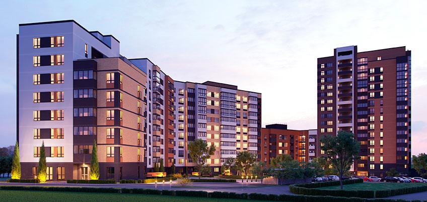 Жилой комплекс Европейский квартал Горизонты аккредитован ВТБ24