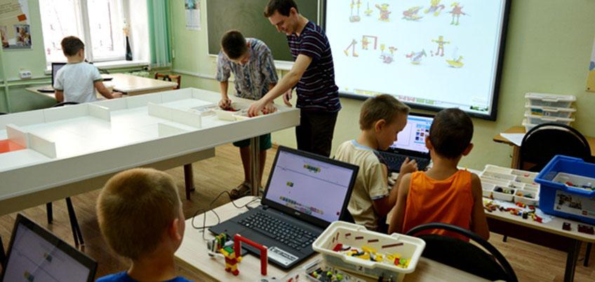 Летом для юных ижевчан открыты учреждения дополнительного образования