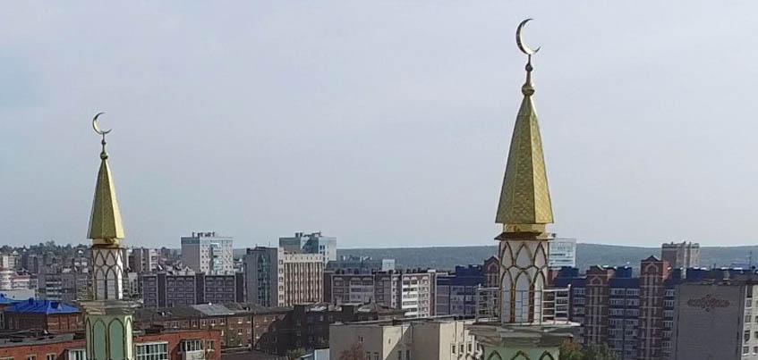 Центральная мечеть Ижевска на улице Карла Маркса откроется 10 августа