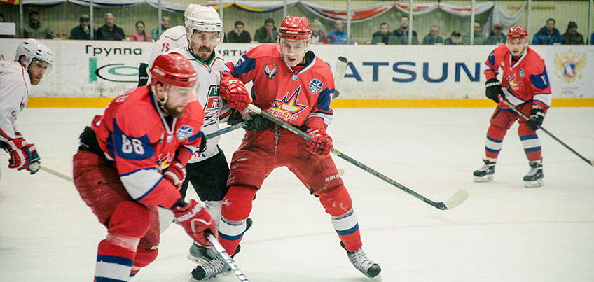 Хоккеисты «Ижстали» начали готовиться к новому сезону