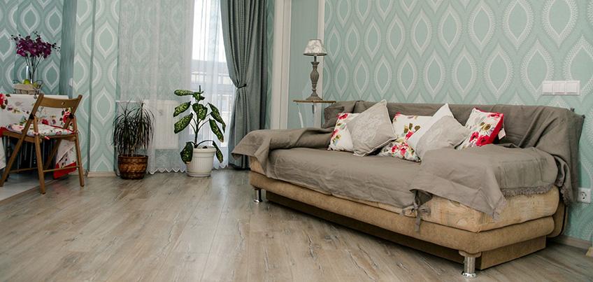 Как в одной квартире примирить классику, современность и прованс