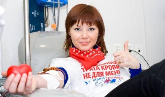 Жители Ижевска могут спасти больных раком