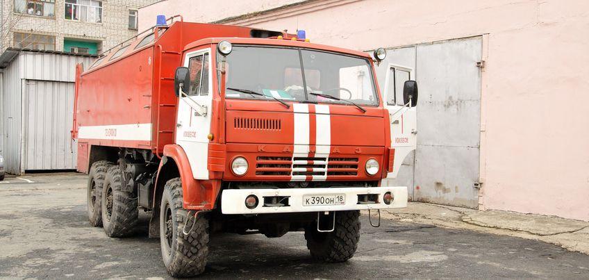 28 июля в Ижевске пройдут пожарные учения