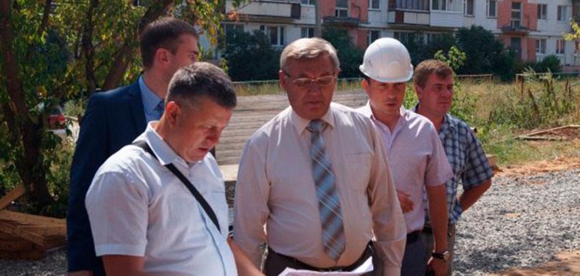 Глава Ижевска Юрий Тюрин: «Важно ежегодно выполнять большие объемы работ на теплосетях, тогда они будут современными и надежными»