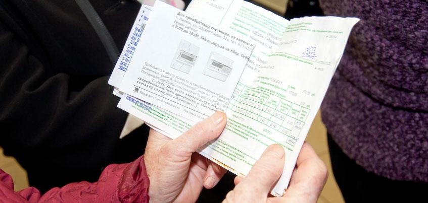 Из-за управляющей компании жильцы ижевского дома задолжали за капремонт