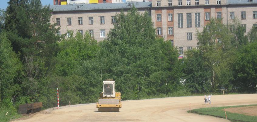 Концепцию ипподрома в Ижевске представят осенью