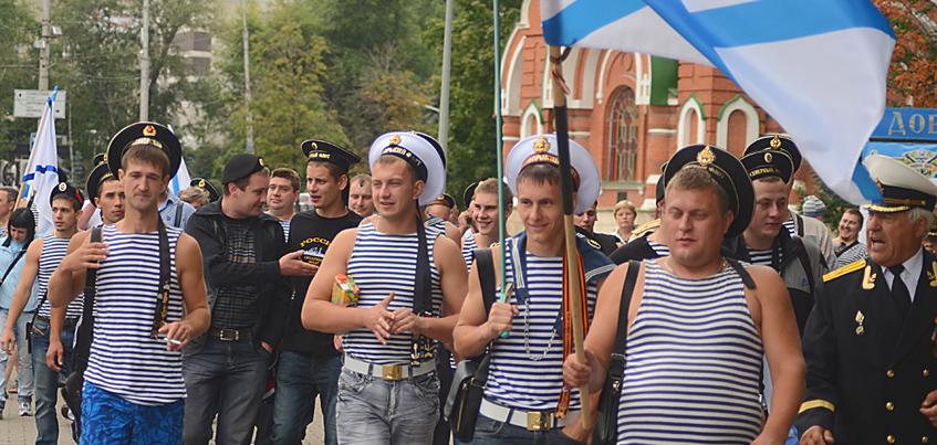 В Ижевске День ВМФ отпразднуют торжественным шествием и спортивными состязаниями