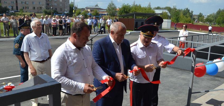 Ветераны и сотрудники МВД в Ижевске получат квартиры в новом доме