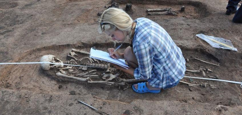 Археологи обнаружили уникальные захоронения предков современных удмуртов