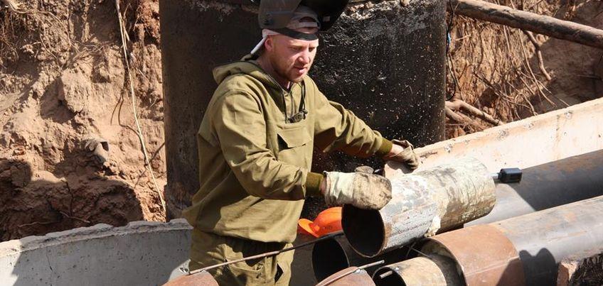 В этом году в Ижевске шесть наземных теплотрасс уберут под землю