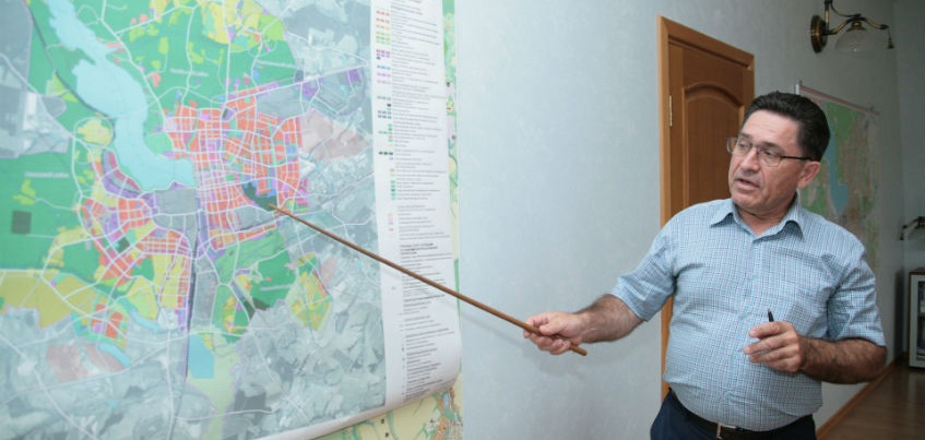 Новый генплан Ижевска и амбициозные строительные проекты