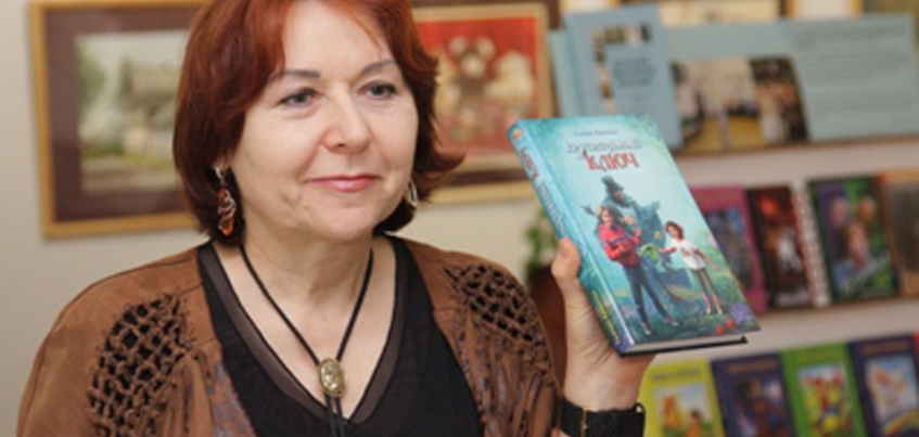 Фестиваль «Читай, Ижевск!» посетит автор больше 40 книг для детей и юношества Тамара Крюкова