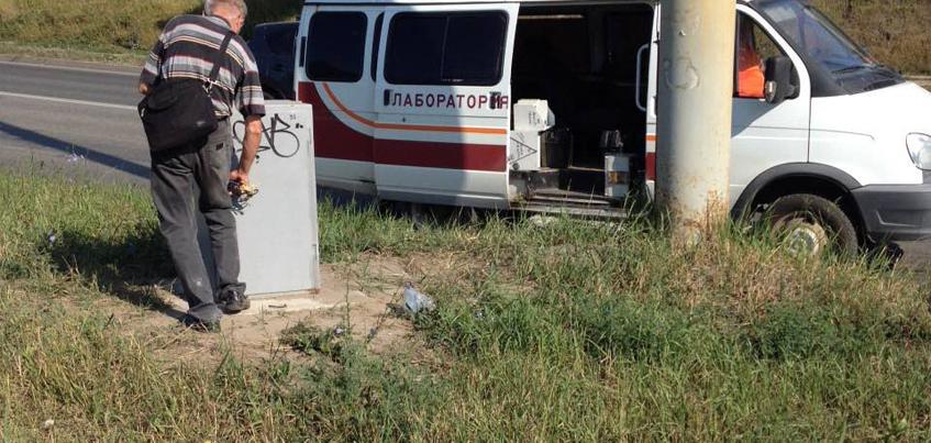 На Холмогорова в Ижевске установили камеру фото- видеофиксации