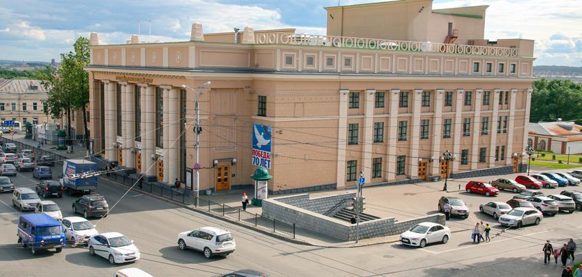 Ижевск вошел в десятку популярных туристических городов Приволжья