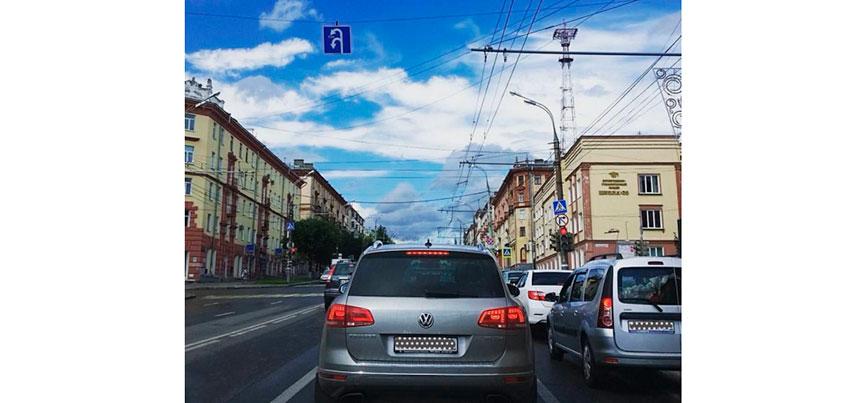 В Ижевске рядом со стадионом «Динамо» разрешили разворот