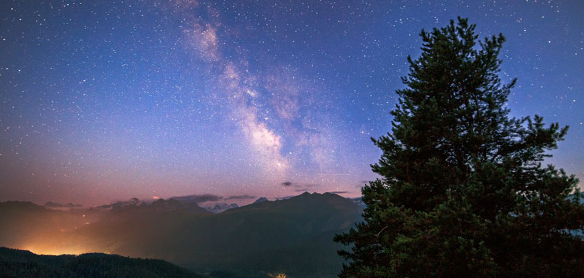 Ижевчане увидят звездный дождь «Персеиды» в ночь с 12 на 13 августа