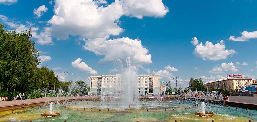 Сервис «Сделаем Ижевск лучше» поможет решить вопросы благоустройства города