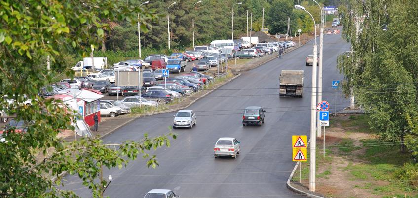 Удмуртия заняла последние строчки в рейтинге по соответствию дорог нормативам