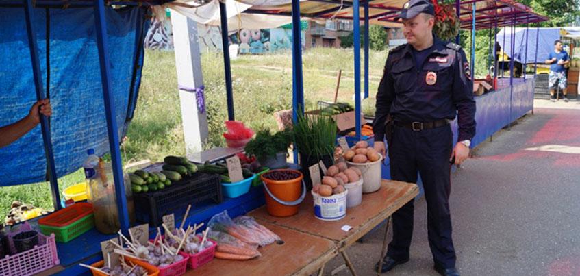 Чтобы искоренить незаконную торговлю, в Ижевске открыли 23 ярмарки