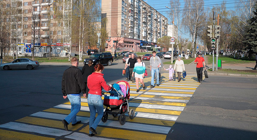 Есть вопрос: как рассчитывается время для пешеходного светофора?
