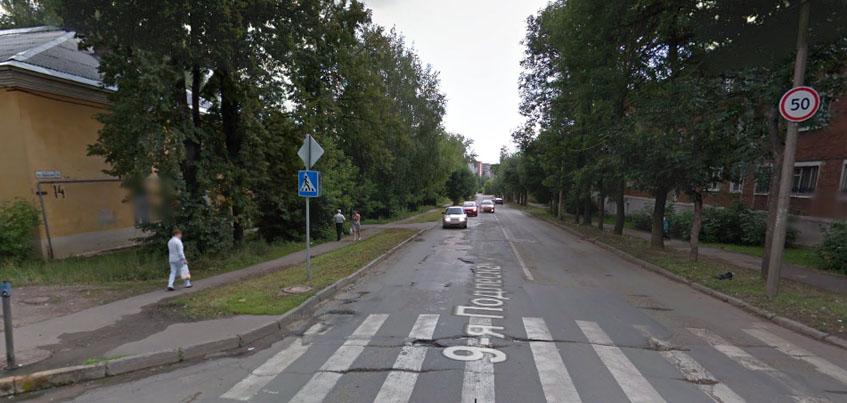 Движение транспорта по улице 9 Подлесная в Ижевске временно перекрыли для ремонта теплотрасс