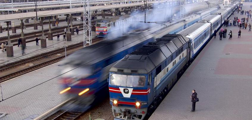 В Ижевске 7 августа отметят День железнодорожника