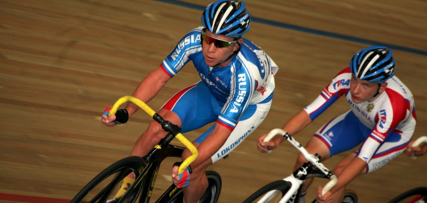 Наш земляк, велогонщик Сергей Шилов выступит на играх в Рио