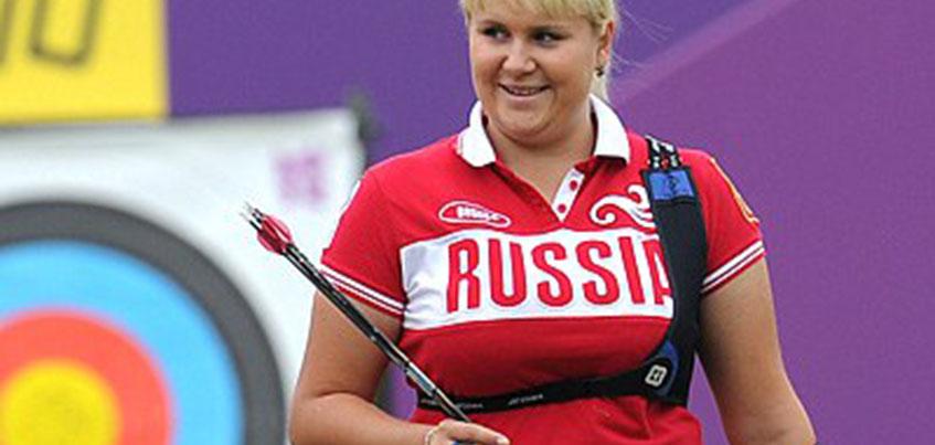 Лучница Ксения Перова, уроженка Воткинска, выступит на Олимпиаде в четвертьфинале