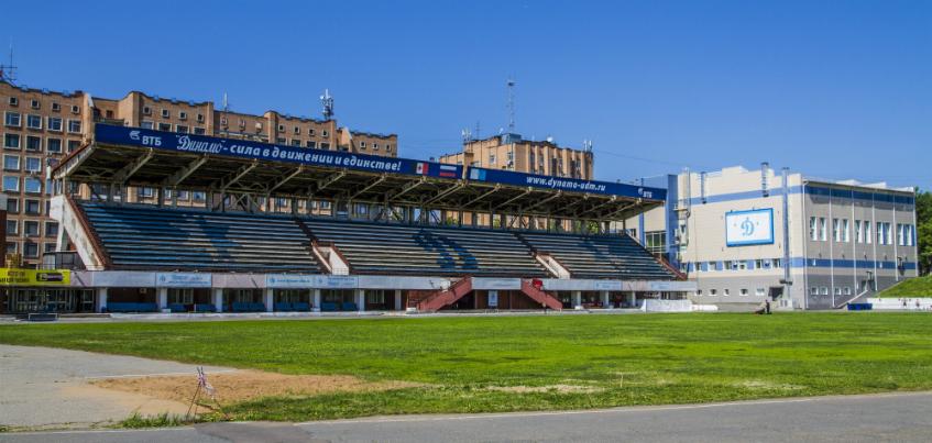 700 миллионов рублей потратят на реконструкцию стадиона «Динамо» в Ижевске