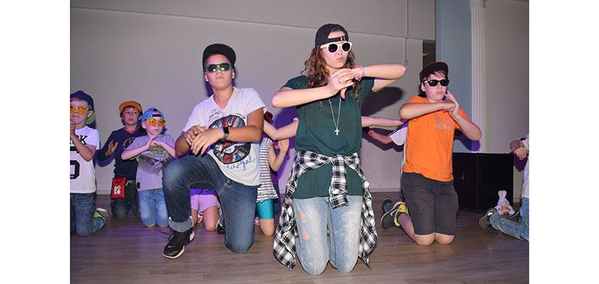 Жители Ижевска могут записать своих детей на последнюю летнюю смену в KIDO