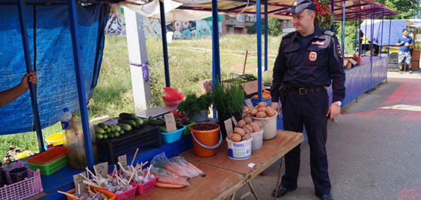 Ижевчане могут продать излишки сельхозпродукции на ярмарках